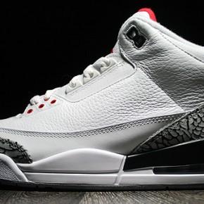 Air Jordan 3 Cement Grey...