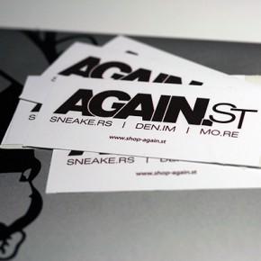 SHOP AGAIN.ST - Sneakers, Denim & More...