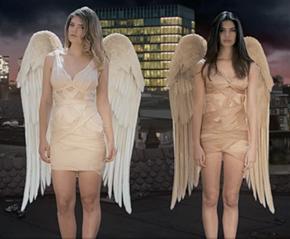 Ein Date mit einem Engel? Warum nicht...