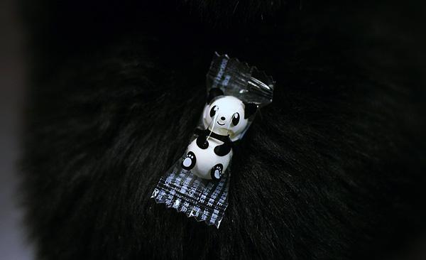 panda verpackung