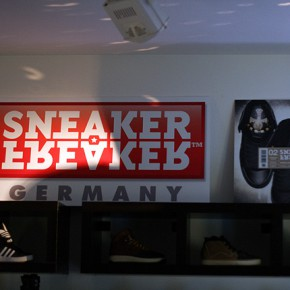 Sneaker Freaker #2 Party Pics...