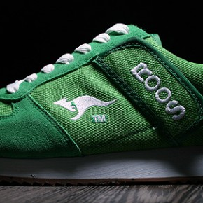 kangaroos combat canvas eco green