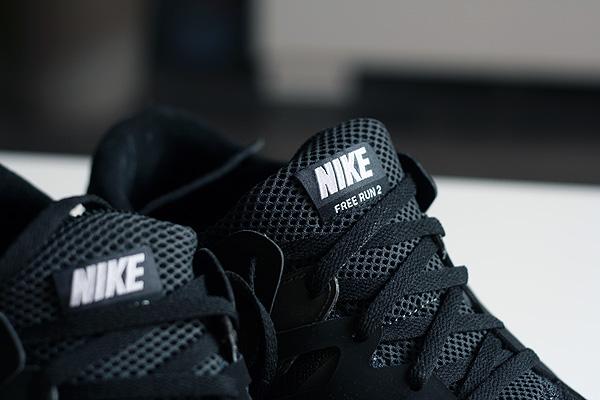Nike Free Schwarz Mit Weier Sohle rdBoexWC
