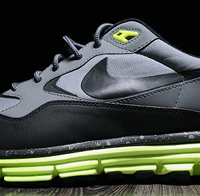 Nike Lunar Wood QS - Black Volt...