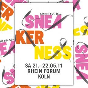 Sneakerness Köln 2011...