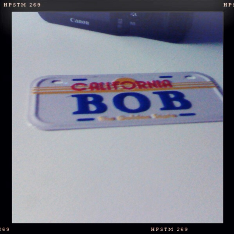 california bob