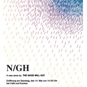 Eröffnung von NIGH in Köln...
