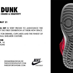 Sneakermuseum - THE DUNK Celebrating Colors & Creativity...