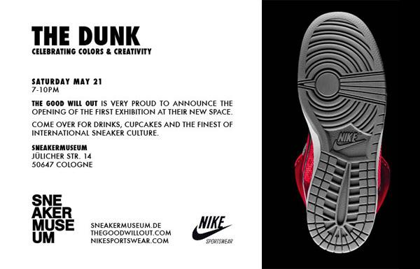 sneakermuseum dunk