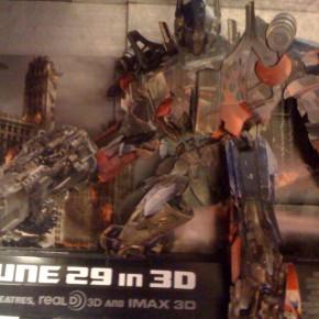 Transformers 3 Premiere...