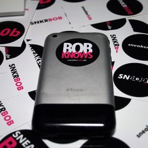 Moo Sticker - b0b knows... ?!?!