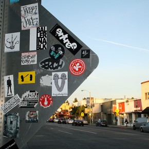 USA Sticker Tour...