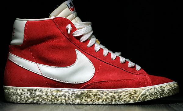 Nike Blazer Flach