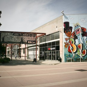 Art in The Streets @MOCA in Los Angeles...
