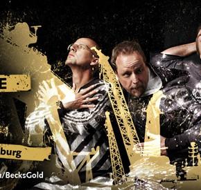 Beck's Gold Fresh Experience mit FANTA4 in Hamburg + Verlosung