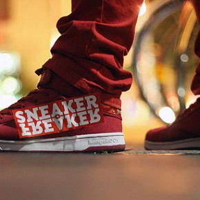 Sneaker Freaker bei 123 Rakete...