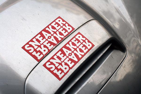 sneaker freaker auto