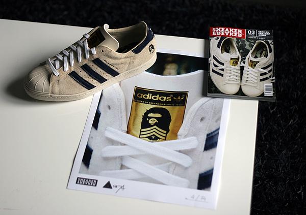 adidas bape sneakerfreaker