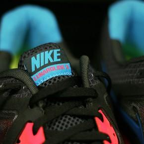 Nike LunarGlide+ 3 - Black / Pink