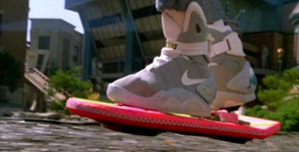 more photos new release stable quality Nike AIR MAG – Marty McFly Sneaker kommt… | sneakerb0b