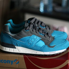 "Saucony x Solebox ""Three Brothers"" Shadow 5000"