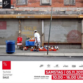 43einhalb - Tschöö Sommer Sale