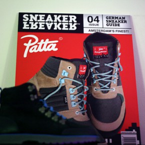 Sneaker Freaker #4 Party Recap