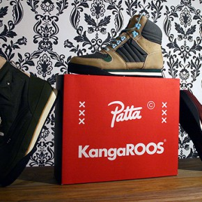 PxK Hiking Collection - Patta x KangaROOS + VERLOSUNG