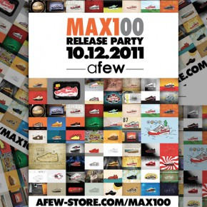 MAX100 Release Party im afew