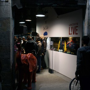 Lacoste Live x Cool Cats Party at TrustNobody Barcelona