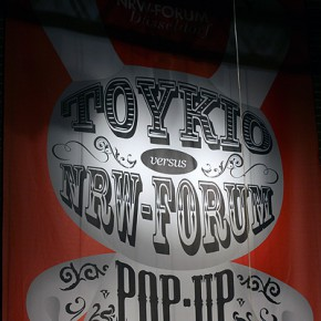 TOYKIO x NRW FORUM POP UP STORE Opening Party