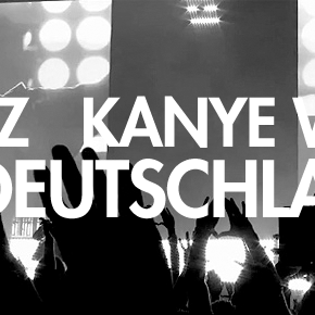 JAY-Z und KANYE WEST - WATCH THE THRONE in Deutschland