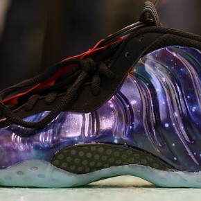 Nike Galaxy Foamposite Release at AFEW