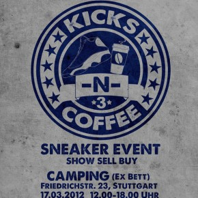 KICKS'N'COFFEE VOL.3 - Sneaker Event