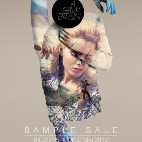 Sample Sale @ A-GAME