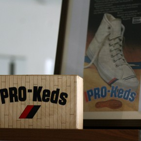 Besuch im PRO-Keds Showroom