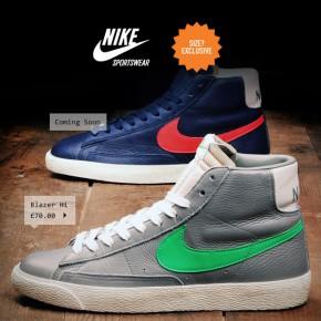 Nike Blazer HI - size? exclusive