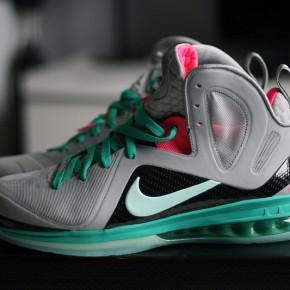 "Nike ""South Beach"" Lebron 9 P.S. Elite"