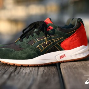 24 Kilates x ASICS GEL Saga Release at THE GOOD WILL OUT
