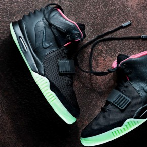 Nike AIR YEEZY 2 Release am 9.6.2012
