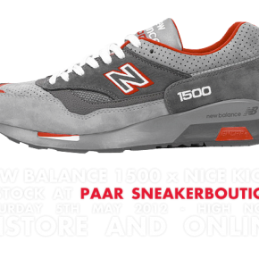 New Balance 1500 x Nice Kicks RESTOCK at PAAR LADEN