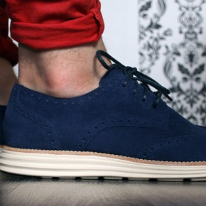 Cole Haan LunarGrand Wingtip Oxford