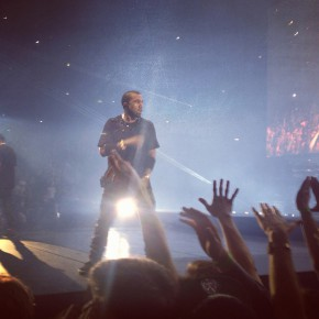 Kanye West & JAY-Z - WATCH THE THRONE in Köln