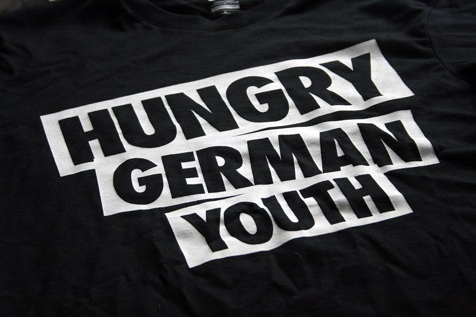 Starving Deutsch