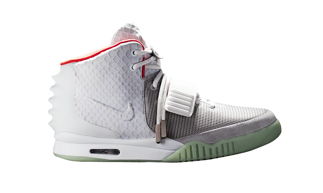Nike Air Yeezy II – Wolf Grey Pure Platinum | sneakerb0b