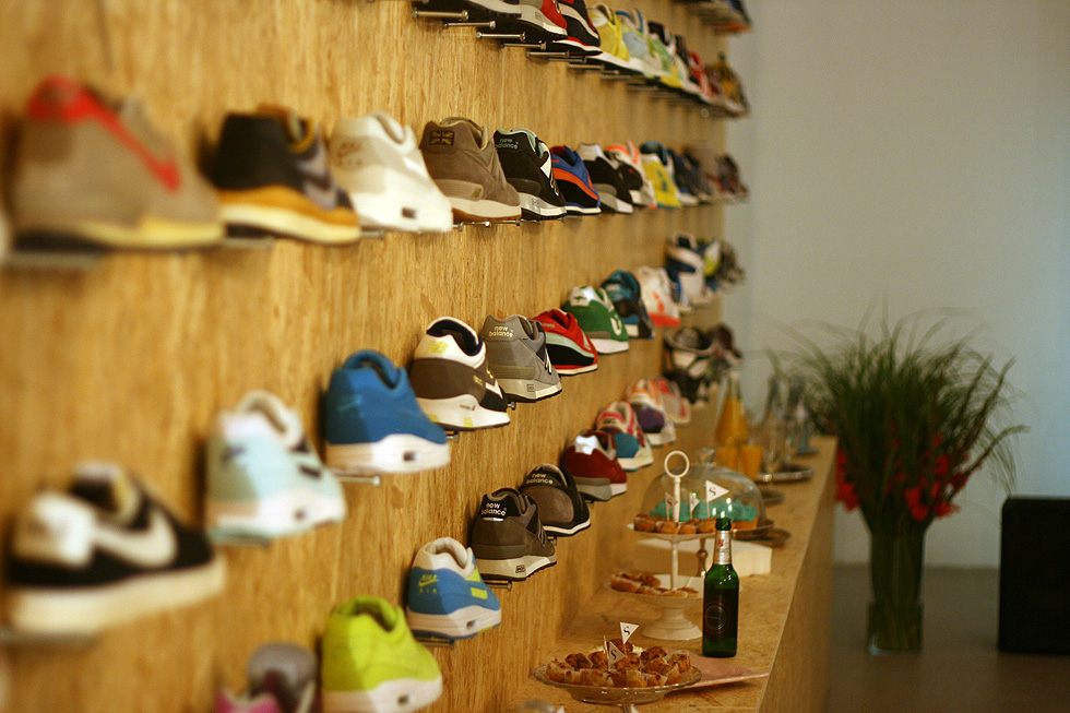 SUPPA Sneaker Boutique PRE Opening | sneakerb0b