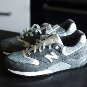 "Ronnie Fieg x New Balance 999 ""Steel Blue"""