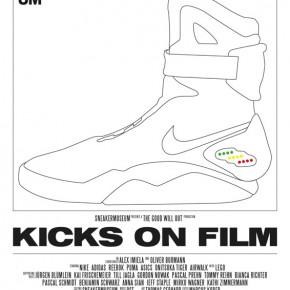 Kicks On Film im Sneakermuseum Cologne