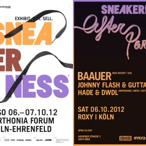 SNEAKERNESS COLOGNE 2012