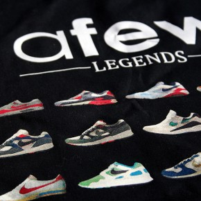 Afew x Nike Legends Bag & Sticker